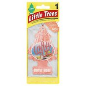 Little Trees Air Freshener, Coral Reef
