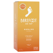 Barefoot On Tap Riesling White Wine Box Wine