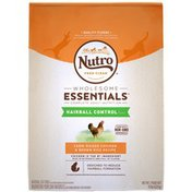 Nutro Wholesome Essentials Hairball Control Chicken & Brown Rice Adult Cat Food