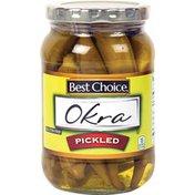 Best Choice Pickled Okra