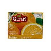 Gefen Jell Dessert, Orange