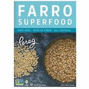 Pereg Natural Foods Farro Superfood Grain, Side Dish, Non-GMO, Vegan, Kosher