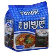 Paldo Instant Ramyon Noodle, Bi-Bim-Myon