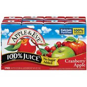 Apple & Eve Cranberry Apple 8 Ct 100% Juice