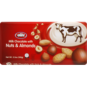 Elite Milk Chocolate, with Nuts & Almonds