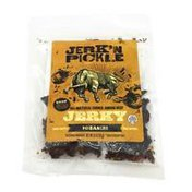 Jerk'N Pickle Habanero Beef Jerky