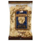 La Favorita Tortilla Chips, White Corn, Lightly Salted, Bag