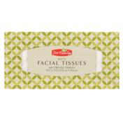 Our Family White Facial Tissues