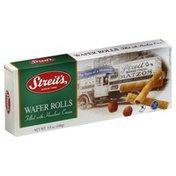Streit's Wafer Rolls, Hazelnut Cream