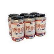 No Label Brewing Company 1980 Kolsch