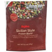 Hy-Vee Steam in Bag Sicilian Style Protein Blend