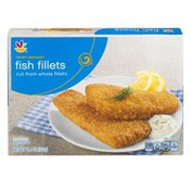 SB Crispy Breaded Fish Fillets