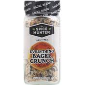 The Spice Hunter Bagel Crunch, Salt Free, Everything