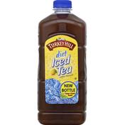Turkey Hill Iced Tea, Diet, Lemon Flavored