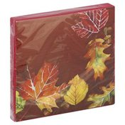 Creative Converting Napkins, Classic Red, 2 Ply
