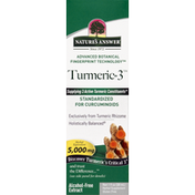 Nature's Answer Turmeric-3, Alcohol-Free Extract