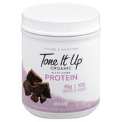 Tone It Up Protein Drink Mix, Organic, Chocolate