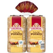 Oroweat Country Potato Bread Twin Pack