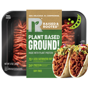 Raised & Rooted Ground, Plant Based