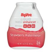 Hy-Vee Strawberry Watermelon Liquid Water Enhancer