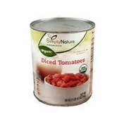 Simply Nature Organic Diced Tomatoes