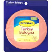 Butterball Thick Sliced Turkey Bologna