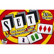 Set Card Game, of Visual Perception