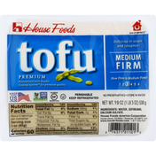 House Foods Medium Tofu