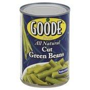 Good Foods Green Beans, Cut