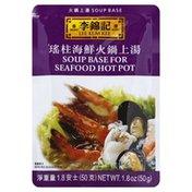 Lee Kum Kee Soup Base, for Seafood Hot Pot