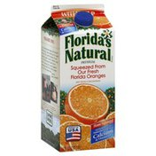 Florida's Natural Orange Juice, Calcium & Vitamin D, With Pulp, Home Squeezed Style