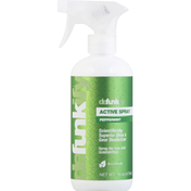 Defunkify Active Spray, Peppermint