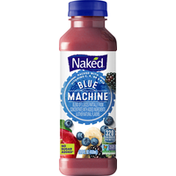 Naked Boosted Blue Machine Juice Smoothie