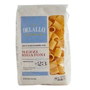 DeLallo Mezzi Rigatoni, No. 23