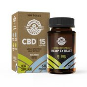 Manitoba Harvest Broad Spectrum Hemp Extract Softgels