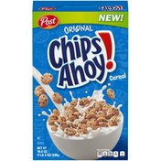 Post Original Chips Ahoy! Post Original Chips Ahoy! Cereal