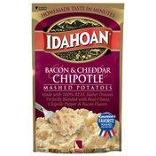Idahoan Bacon & Cheddar Chipotle Mashed Potatoes