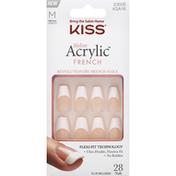 Kiss Nail Kit, Medium Length