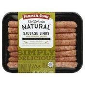 Farmer John California Natural Sausage Links
