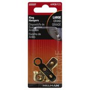 Hillman Group Ring Hangers, Large