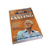 Nutri Books The Miracle of Fasting: Proven Throughout History for Physical, Mental, & Spiritual Rejuvenation Book