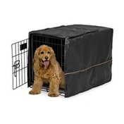 """30"""" Black Crate Cover"""