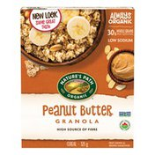 Nature's Path Peanut Butter Granola