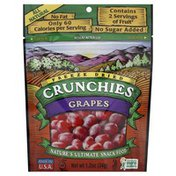 Crunchies Grapes, Freeze Dried