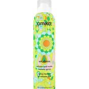 amika Texture Spray, Volume and Matte, Un.Done, 3
