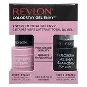 Revlon Colorstay Gel Envy 2 Steps Nail Enamel 735 Lucky in Love