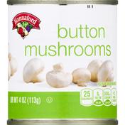 Hannaford Button Mushrooms