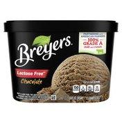 Breyers Light Ice Cream Lactose Free Chocolate