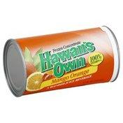 Hawaiis Own Frozen Concentrate, Mango Orange