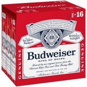 Budweiser Bud Light Aluminum Bottles